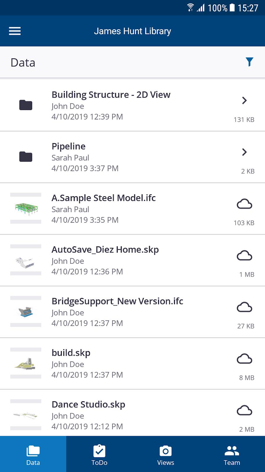 Trimble Connect Mobile Update - v2 7 is now ava    | Trimble