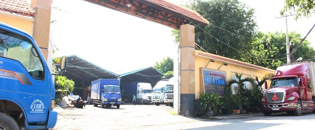 hình ảnh Công ty vận tải tại TP. Hồ Chí Minh - số 2