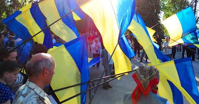 Нардеп от ПР разгонял шествие по чествованию памяти погибших во Второй мировой в Днепропетровске - Цензор.НЕТ 3595