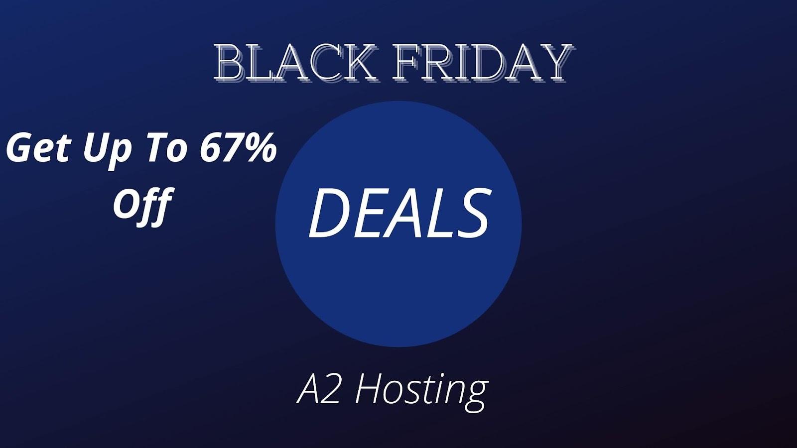 A2 Hosting- 67% Off