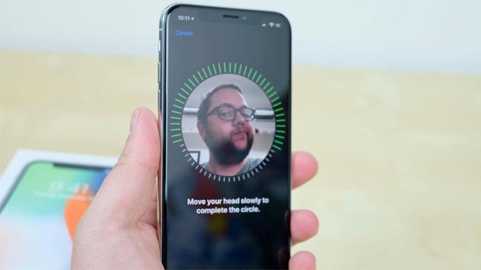Tính năng Face ID trên các iPhone thế hệ mới