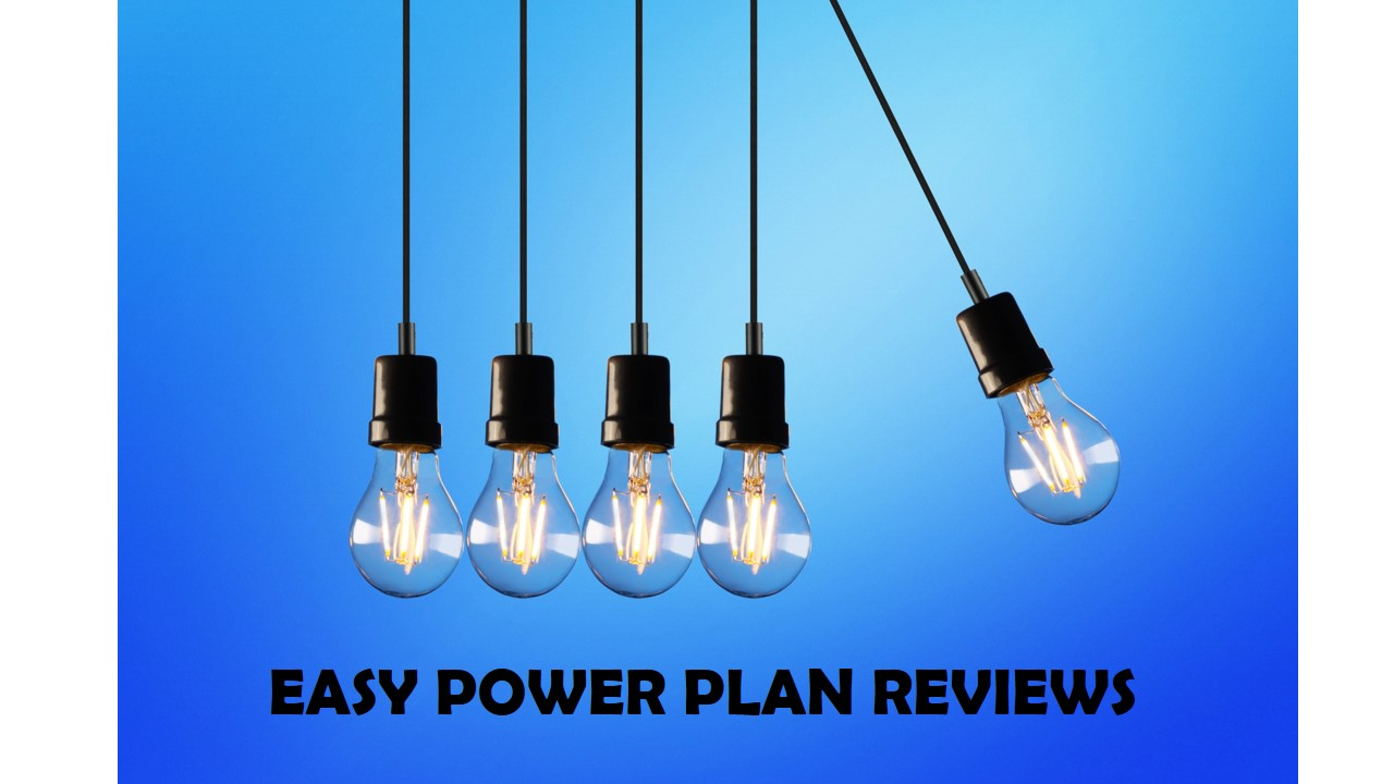 Easy Power Plan Reviews