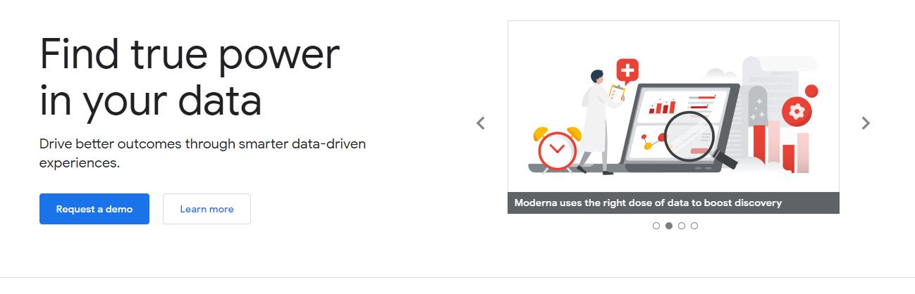 looker marketing analytics tool