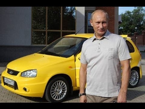 3 стадии Петросяна — Тест 11. Путин и Калина