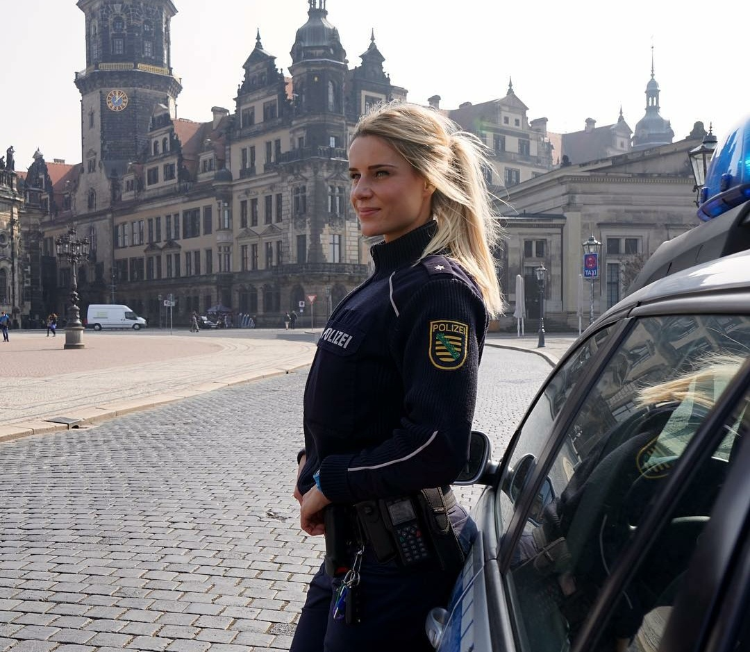 Hot female cops