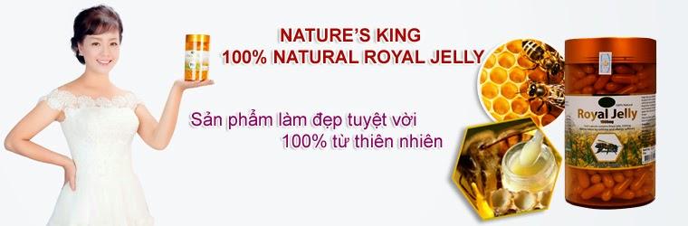 tác dụng của sữa ong chúa úc royal jelly