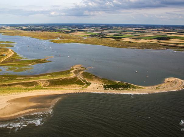 W:\NCTA\Discover England Fund Round 2\PR\Images\Norfolk\coast_blakeney_spit_aerial.jpg