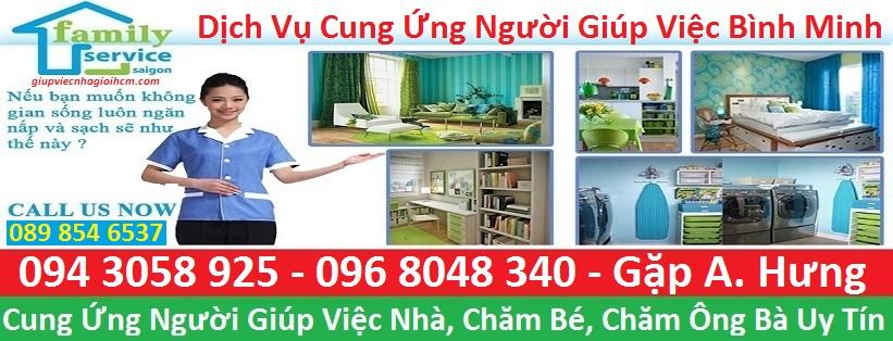 Cần tìm người chăm em bé Giúp việc nhà Binh Minh