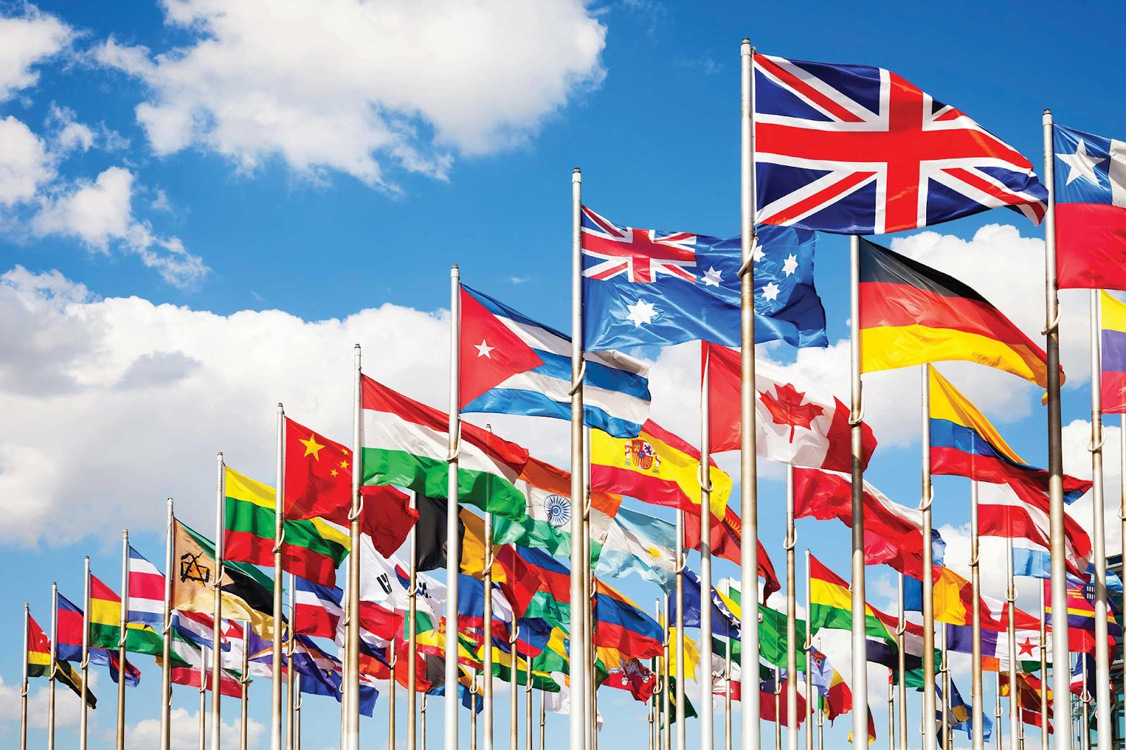 international users