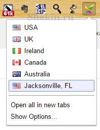 Jacksonville FL zip code
