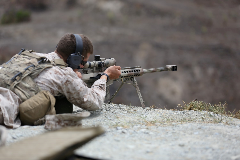 marines sniper