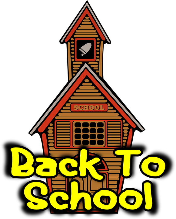 Back To School, School, Back, ...
