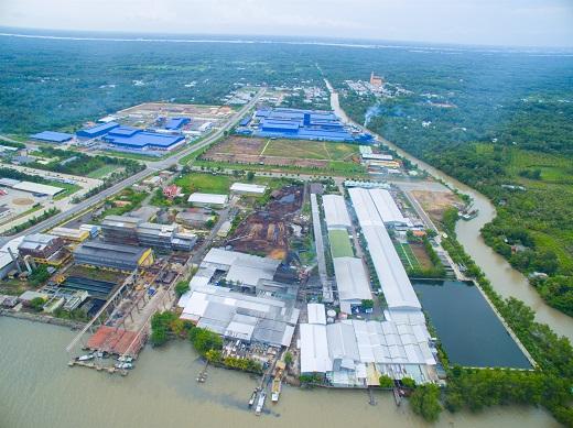 Quy hoạch phát triển của khu công nghiệp ở bến tre giúp nền kinh tế phát triển mạnh mẽ