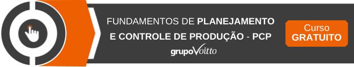 Curso de Fundamentos de Planejamento e Controle da Produção