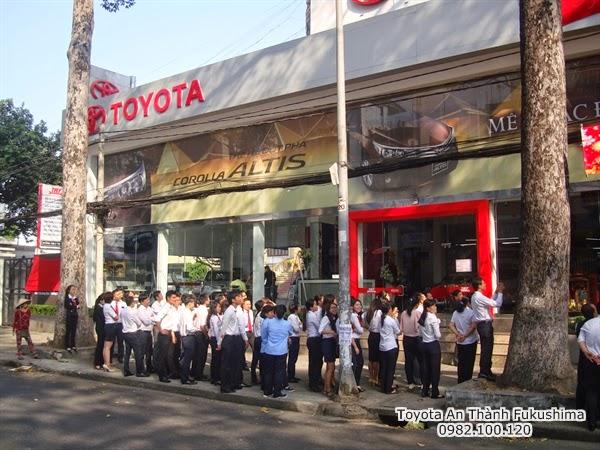 Toyota An Thành Fukushima Đại Lý Toyota Chính hãng Uy Tín Nhất TPHCM