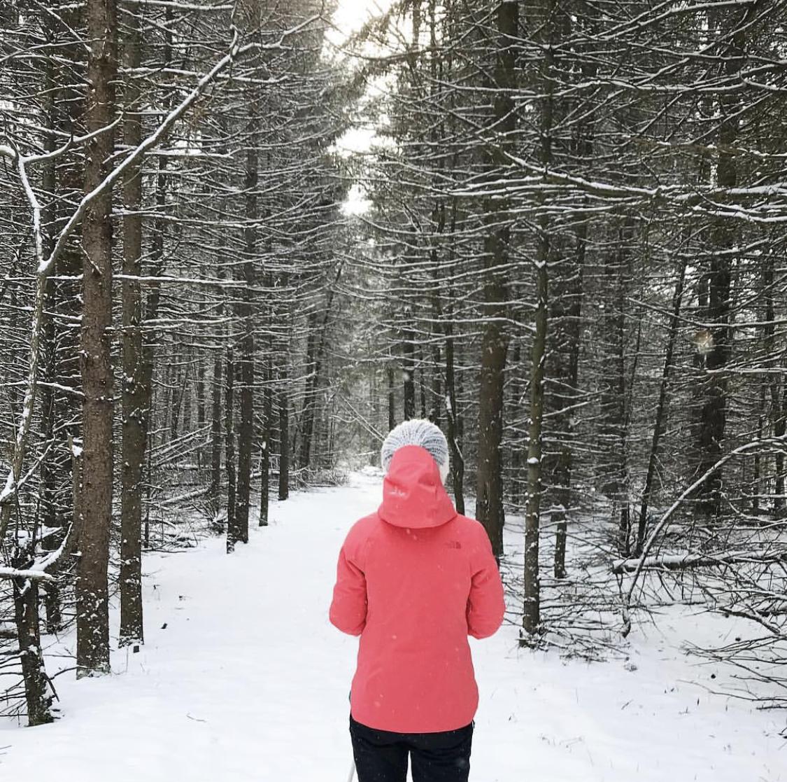 Grand Rapids hiking