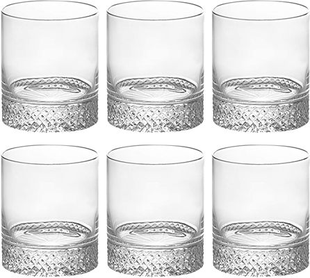 Tumbler Glass - Double Old Fashioned Whiskey Glass