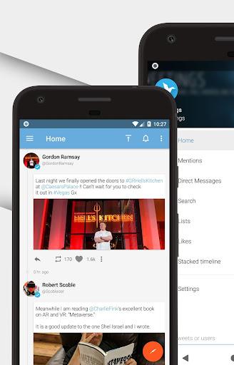 Tweetings for Twitter- screenshot thumbnail