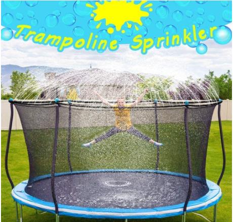 10 Best Trampoline Sprinklers 2021