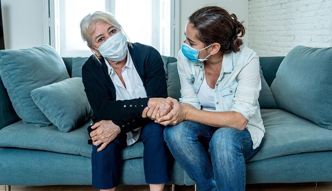 Advice to Help Family Caregivers Plan Ahead During COVID
