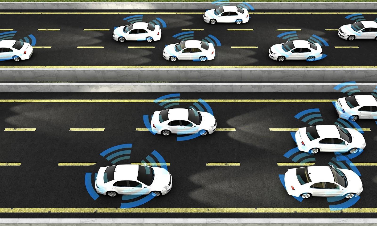 wireless vehicle communication
