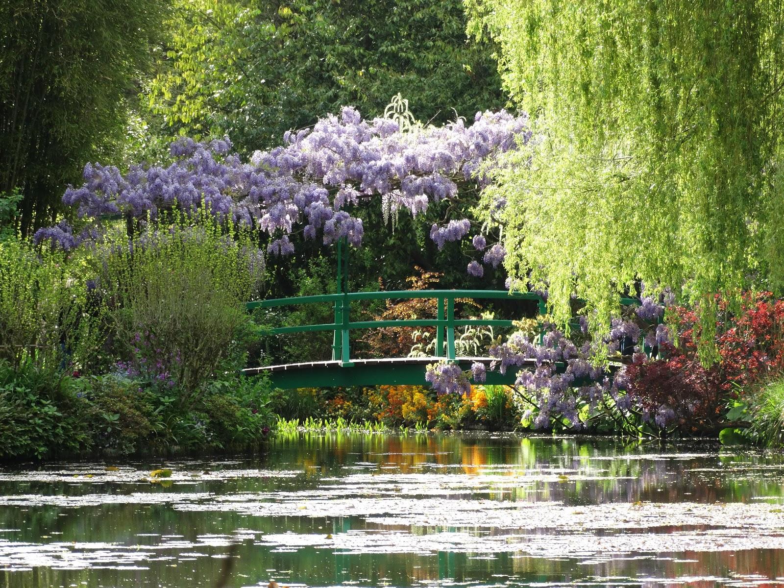 Pont japonais de Monet