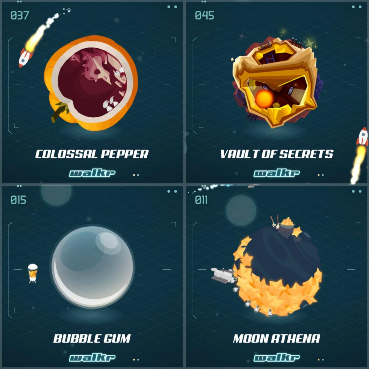 Đi bộ để tìm kiếm hành tinh của riêng bạn với tựa game Walkr: Fitness Space Adventure! - Ảnh 4.
