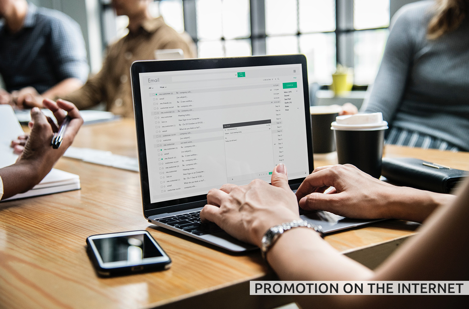 promotion on the internet