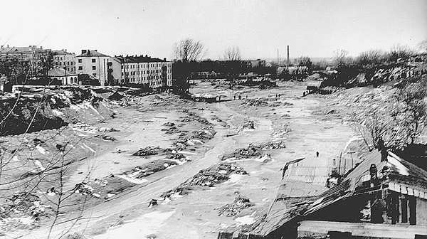 Катастрофа на Куреневке в 1961 году