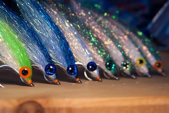 Стримери за морски риболов