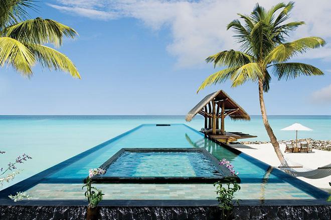 Mẫu 10 khách sạn đẹp nhất thế giới