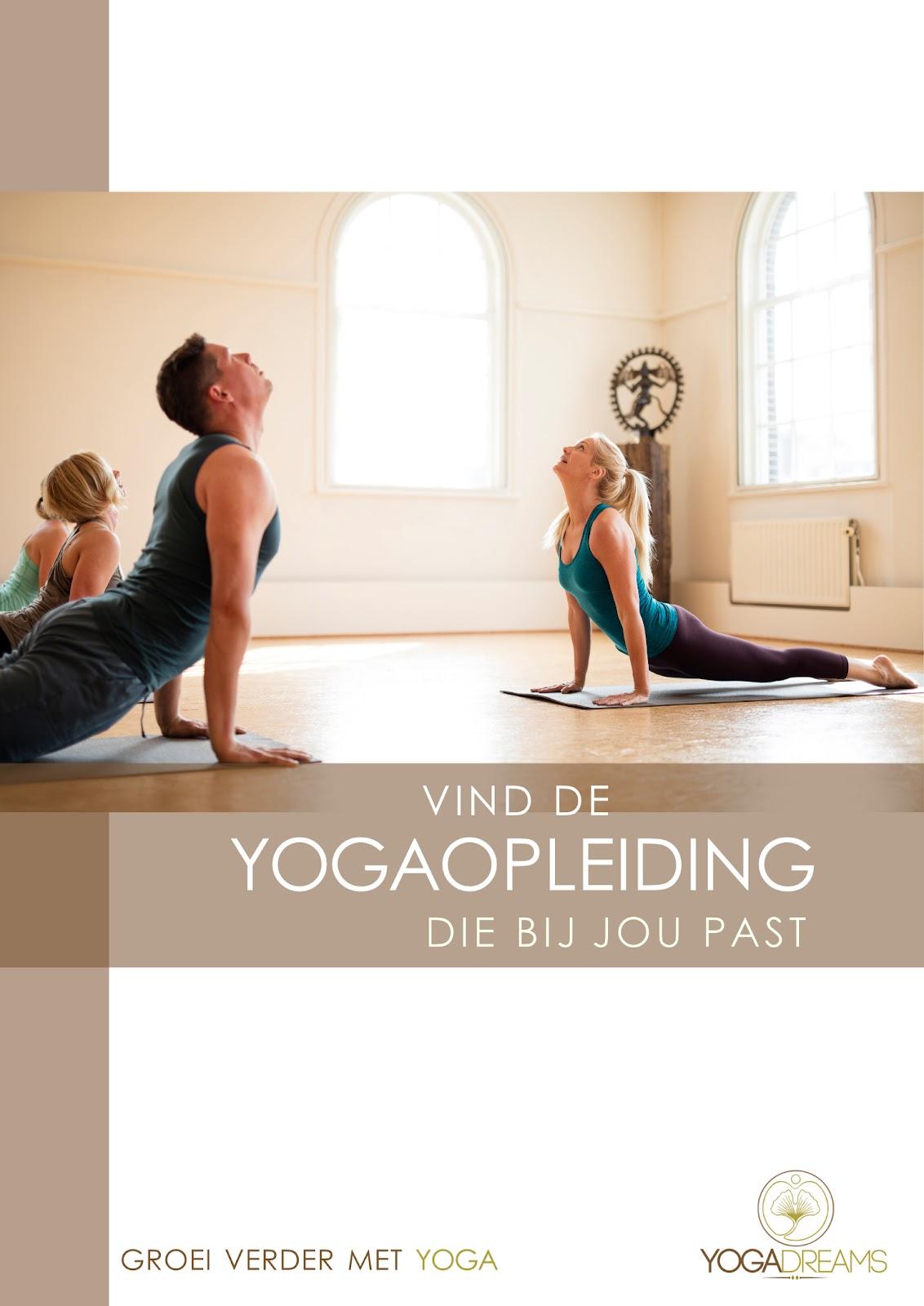 gids: vind je yogaopleiding