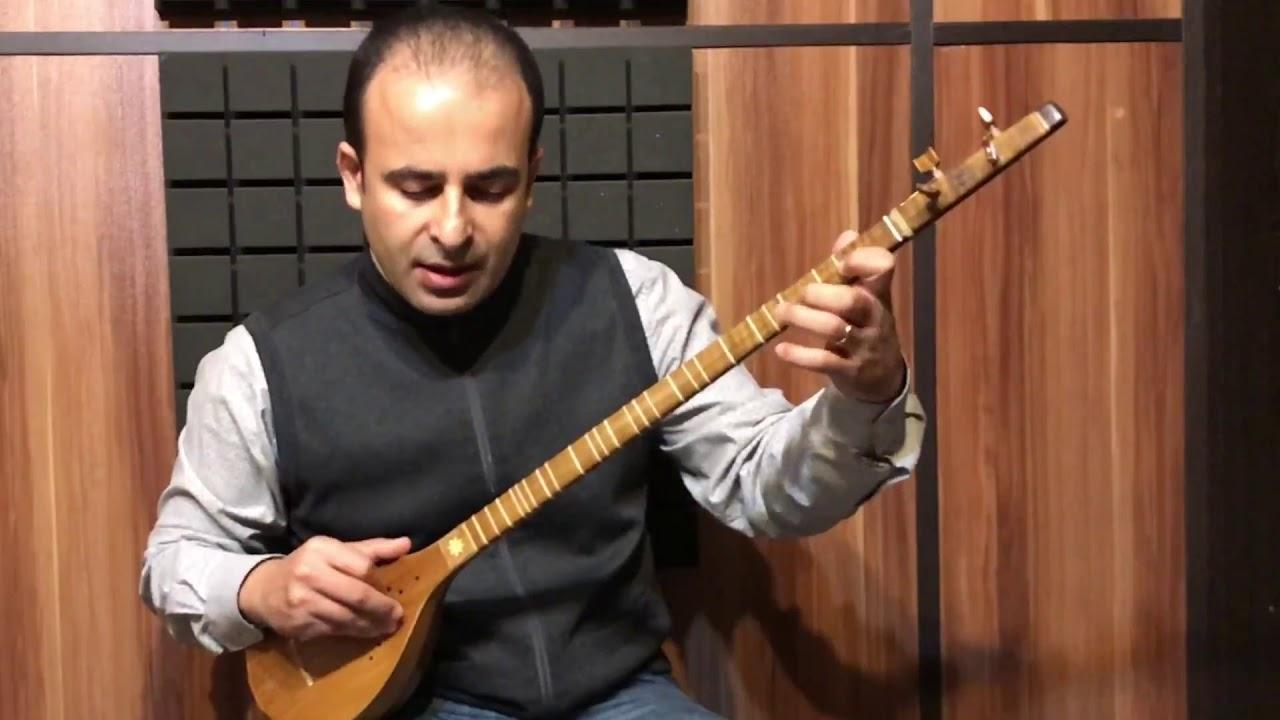 رنگ شور دستور متوسطه حسین علیزاده نیما فریدونی سهتار