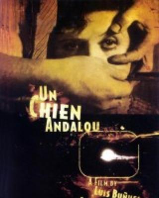 Un perro andaluz (1929, Luis Buñuel y Salvador Dalí)