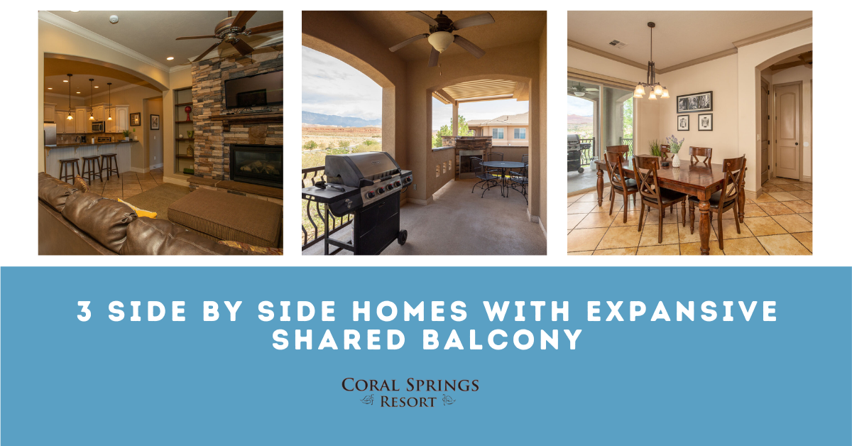 Coral Springs Resort property