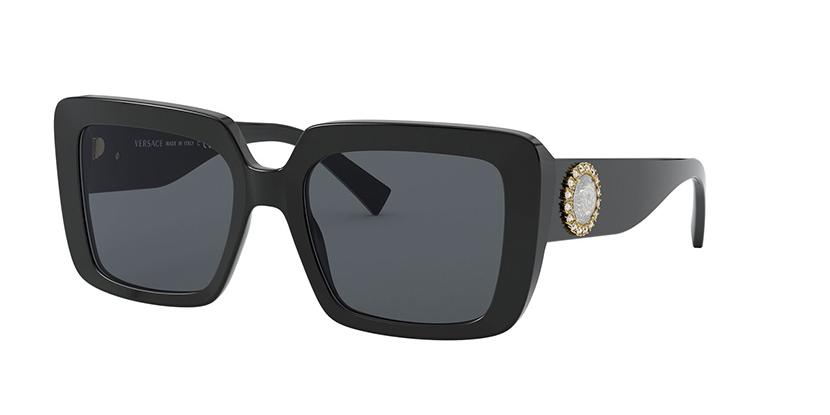 Versace 4384B GB1/87 Grey Sunglasses | Pretavoir