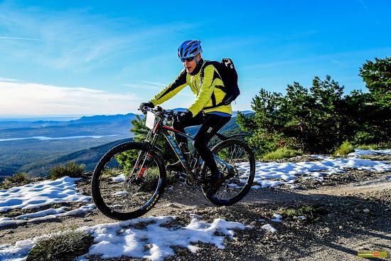 Sierra Norte Bike Challenge En Bici Por Madrid