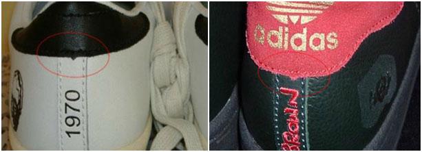 710ca189 ... когда компания официально прекратила делать подобные отметины. Сейчас  до сих пор некоторые фальсификаторы продолжают штамповать обувь с  треугольниками, ...