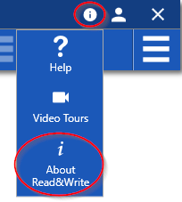 About Read&Write option