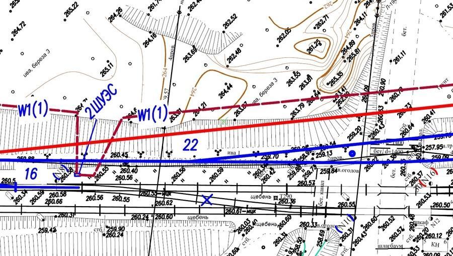 Проектирование железных дорог: проектирование строительства и реконструкции железных дорог, проектирование капитального ремонта подъездных жд путей