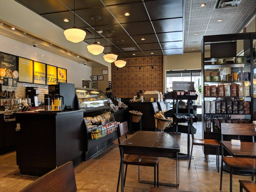 Starbucks - three best places to study off-campus