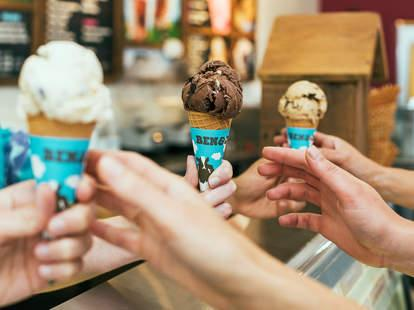 Ben & Jerry's Free Cone Day 2019: How to Get Free Ice Cream Today ...