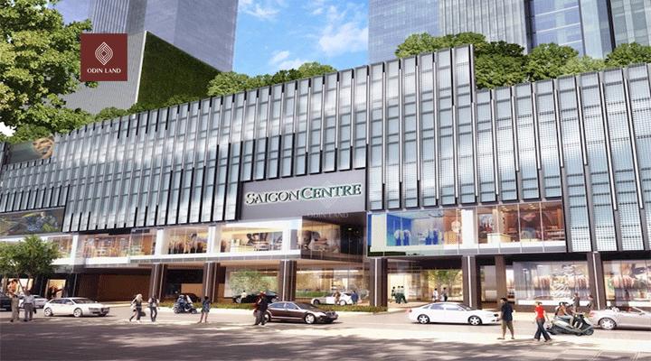 Trung tâm thương mại Takashimaya