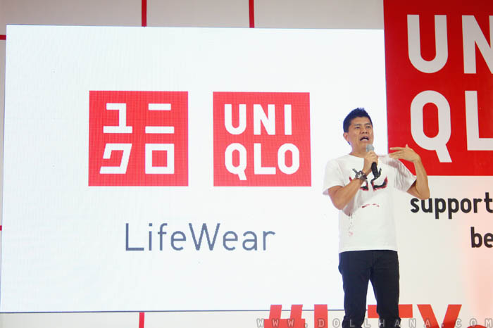 UT You Talk uniqlo