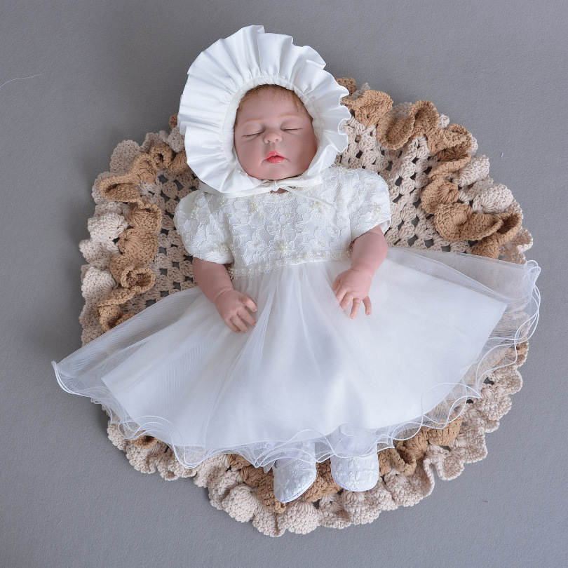 Sukienki do chrztu dla dziewczynek