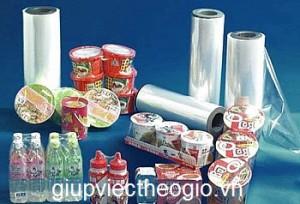 Mang boc mang bao thuc pham PVC