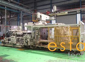 Mitsubishi 1300MM-240 (1994) Plastic Injection Moulding Machine