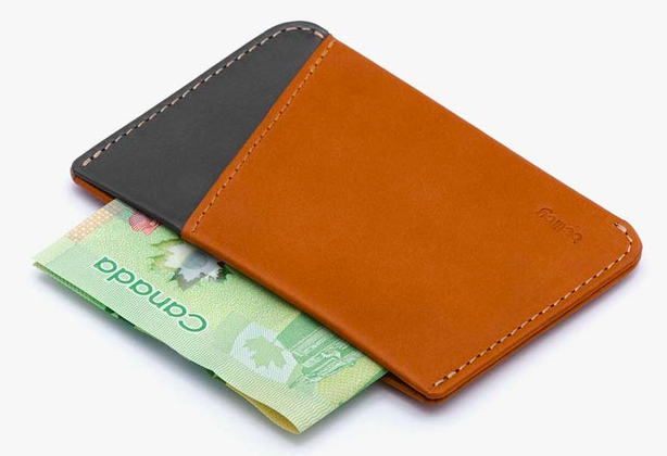 Bellroy Wallet Review 9