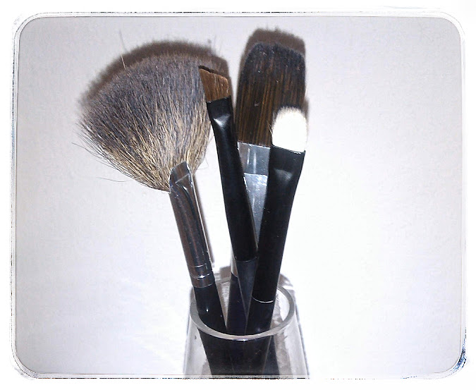 Conservar brochas de maquillaje
