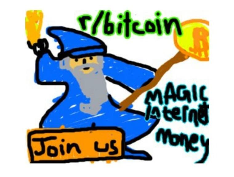 Bitcoin and crypto meme #10.